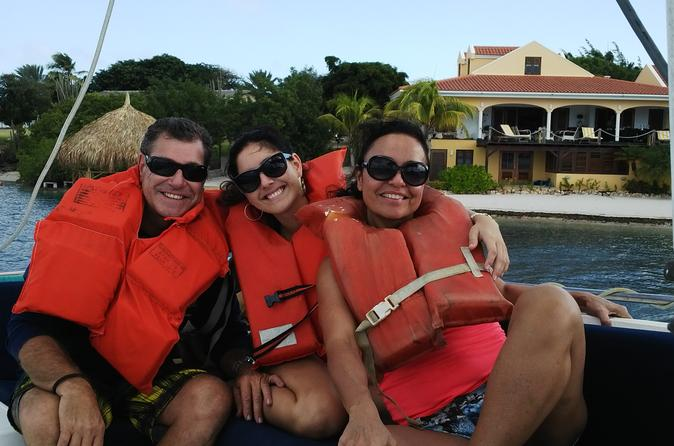 Half or Full Day Boat and Snorkeling Trip in Spanish Waters of Curacao