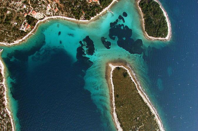 Blue Lagoon & Trogir old town Speedboat Experience