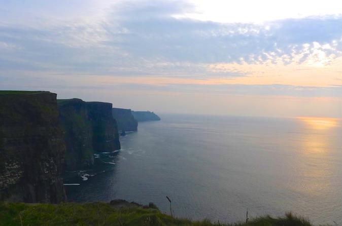 Cliffs of Moher Tour from Dublin