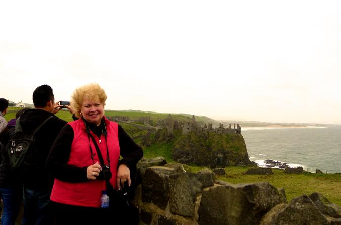 Giant s causeway and carrick a rede rope bridge day trip from belfast in belfast 453783