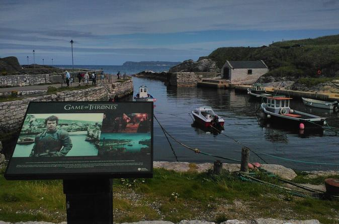 Giant's Causeway and Game of Thrones film location tour from Dublin