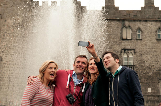Full-Day Glendalough And Kilkenny Tour From Dublin