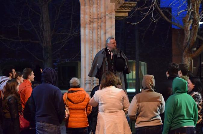 Evening Ghost Tour of Boston