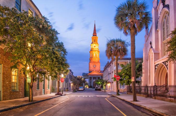 Charleston's Premier Walking History Tours