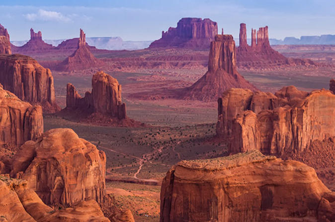 3-Day Las Vegas to Grand Canyon, Monument Valley, Antelope Canyon and Zion