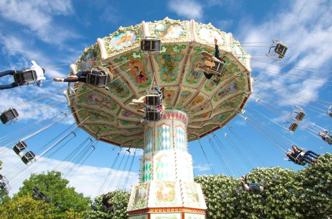 Jardin d'Acclimatation Skip the Line Admission Ticket Only