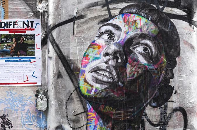 London Street Art Walking PRIVATE Tour: Banksy & more