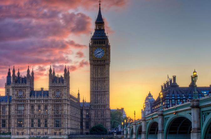 See over 20 top London Sights! Fun Local Guide (Kids go free!) Private Tour