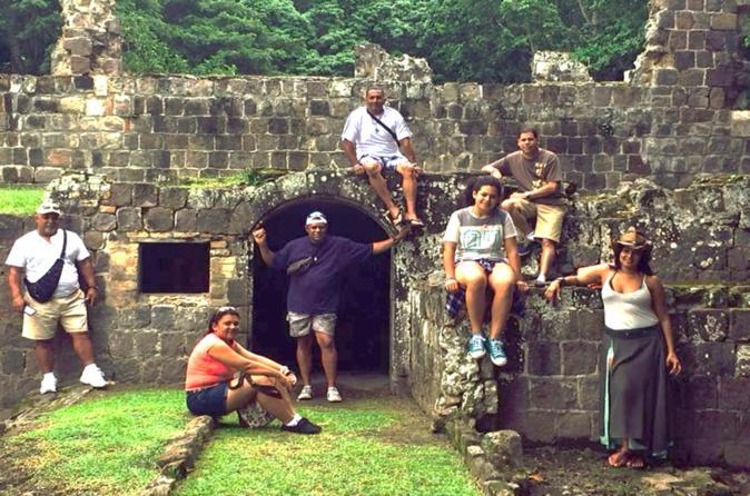 St Kitts Poinciana Rainforest Tour