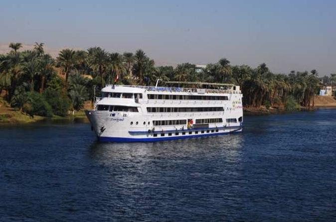 4 Nights 5 Day Nile Cruise Luxor to Aswan