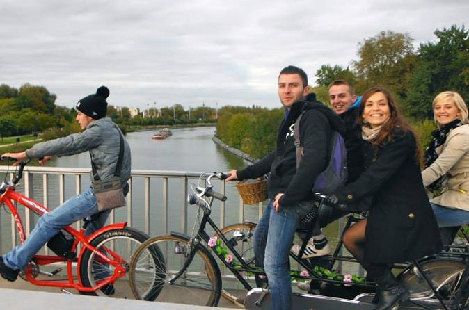 Lille 2 hour bike tour in lille 221783