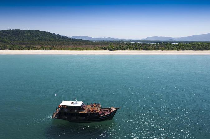 Khao Lak Küstenlinie Kreuzfahrt