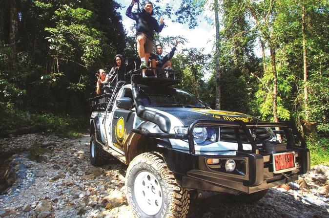 Off Road Safari Khao Lak