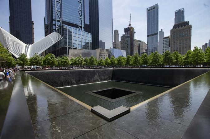 Viator VIP: Architecture of Memory 9/11 Memorial & Museum Tour