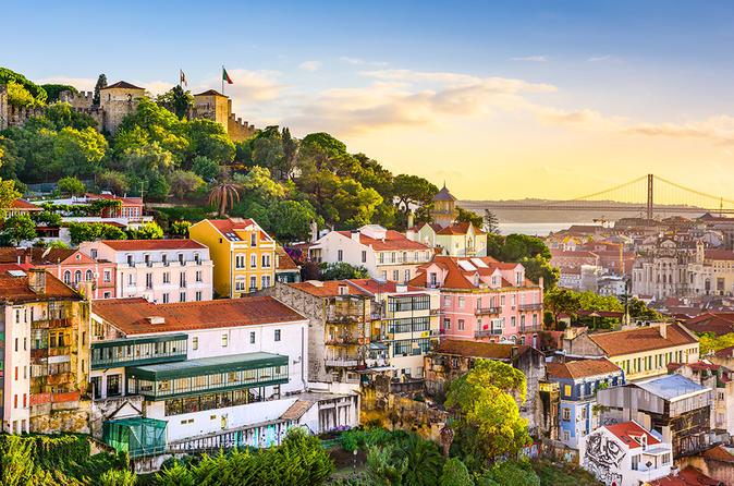 Tour per piccoli gruppi di Lisbona
