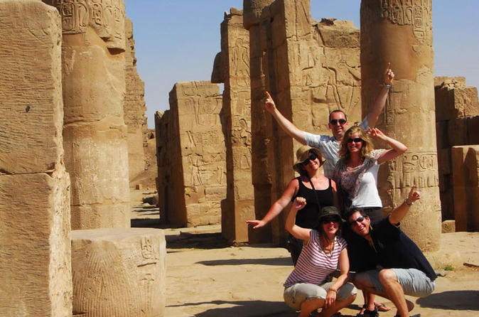 6-Night Aswan to Luxor Nile Cruise from Cairo