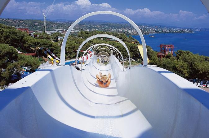Waterplanet Aquapark Admission Ticket