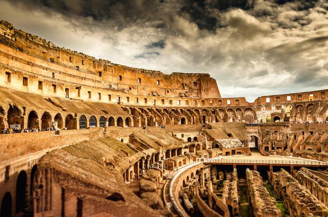 Excursão particular: Coisas para fazer em Roma e o Vaticano em Apenas um dia