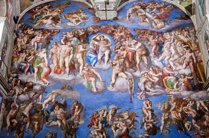 Semi-Private Tour: Early Entrance Vatican And Sistine Chapel Including St Peter Basilica - Rome