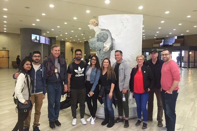 Morning Vatican tour - 10 participants - privileged access