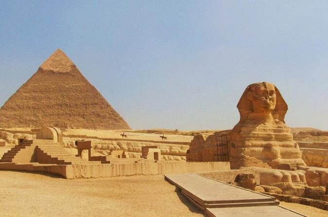 4 Days Private Tour To The Best Of Egypt - Cairo