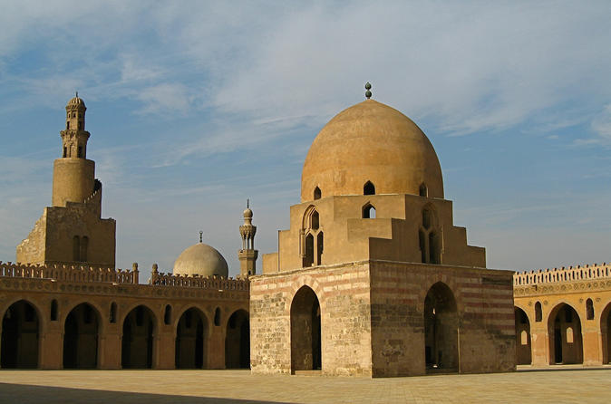 Few Hours Tour To Great Untrodden Islamic Heritage And Mosques - Cairo
