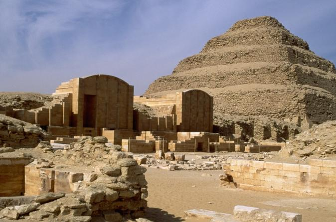 Half Day Tour To Memphis And The Necropolis Of Sakkara With An Egyptologist - Cairo