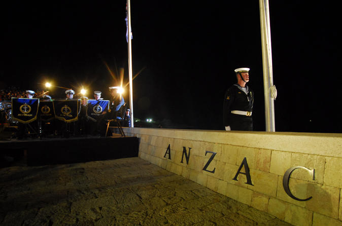3 Day ANZAC Dawn Service Gallipoli and Troy Tour from Istanbul and Back