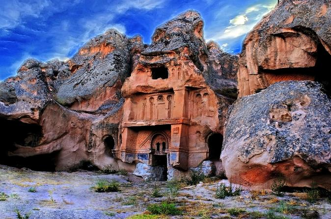 4 Day 3 Night Cappadocia Explore Tour including Round-Trip Flight from Istanbul