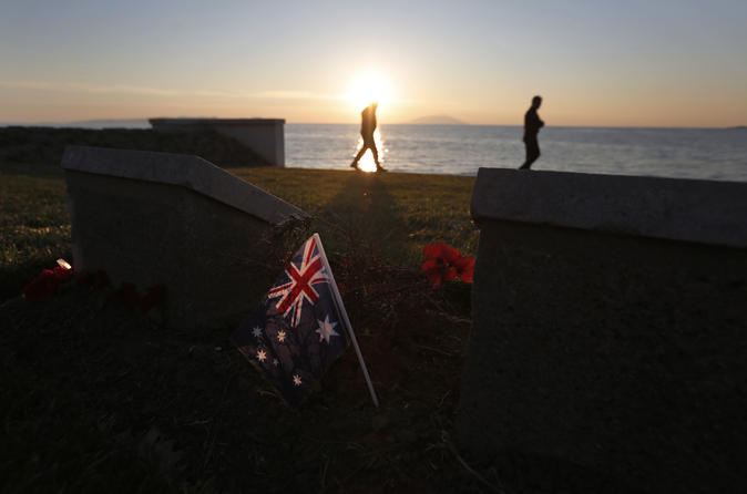 4-Day ANZAC Dawn Service Gallipoli and Troy Tour From Istanbul