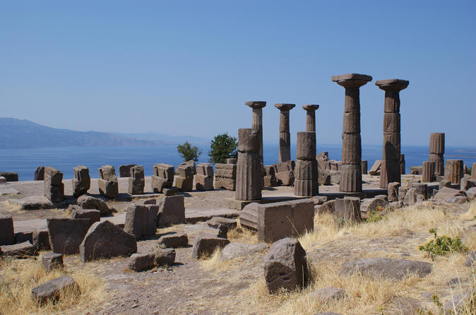 Behramkale assos tour from canakkale in anakkale 265406