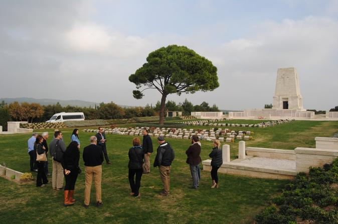 Gallipoli anzac battlefields tour from canakkale in anakkale 184723
