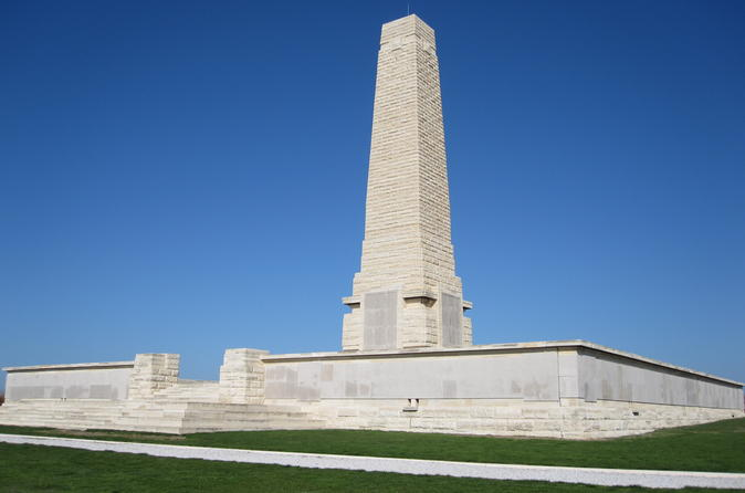 Gallipoli Helles and Suvla Battlefields Tour from Canakkale