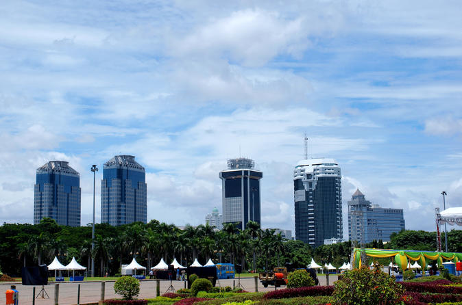 Jakarta Like a Local: Customized Private Tour