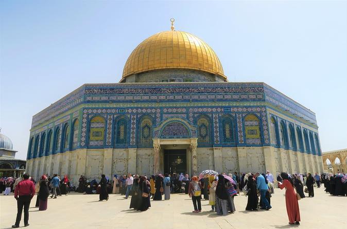 Jerusalem Like a Local: Customized Private Tour