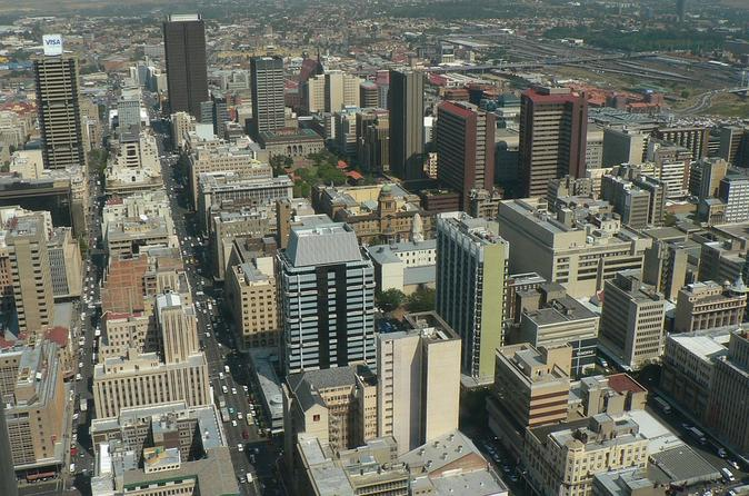 Johannesburg Like a Local: Customized Private Tour