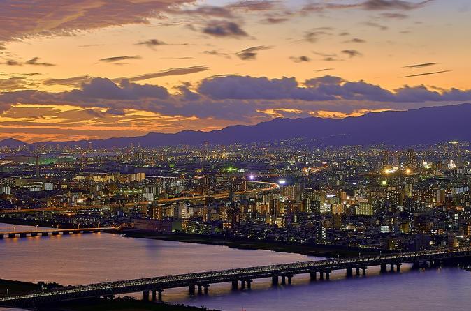Osaka Like a Local: Customized Private Tour
