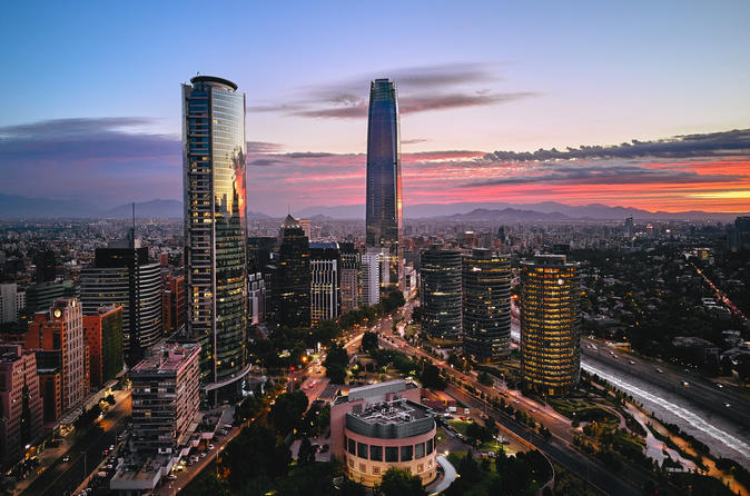 Santiago Like a Local: Customized Private Tour