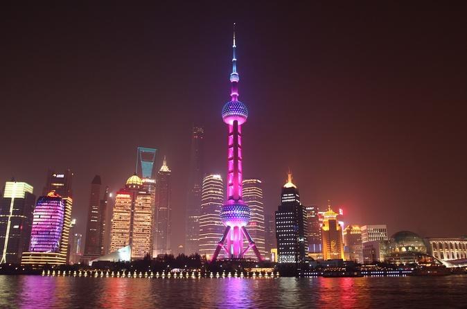 Shanghai Like a Local: Customized Private Tour