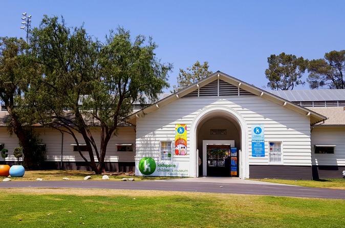 General Admission Kidspace Children's Museum
