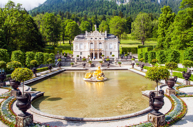 King Ludwig Castles Neuschwanstein And Linderhof Private Tour From Salzburg