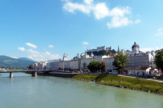 Private back roads Tour to Salzburg from Munich