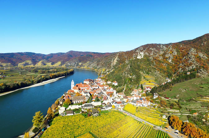 Private Danube River Valley and Lake District tour from Vienna to Salzburg