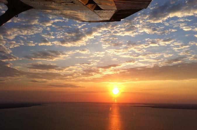 Sunset 60 min Flight