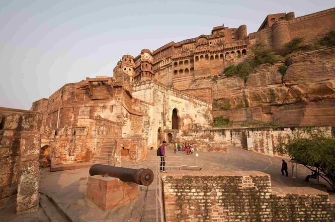 Jodhpur & Udaipur tour from Jodhpur