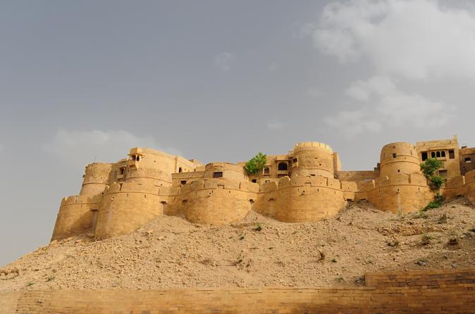 Rajasthan Desert  circuit tour from Jodhpur
