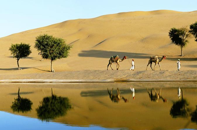 Stay in a Historic Fort nestled in dunes of Khimsar