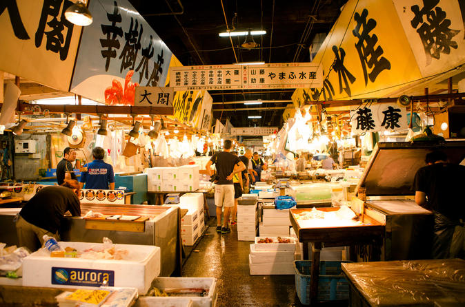 2-Day Private Combo Tour including Tsukiji Tour, Home Visit, and Cooking Class""