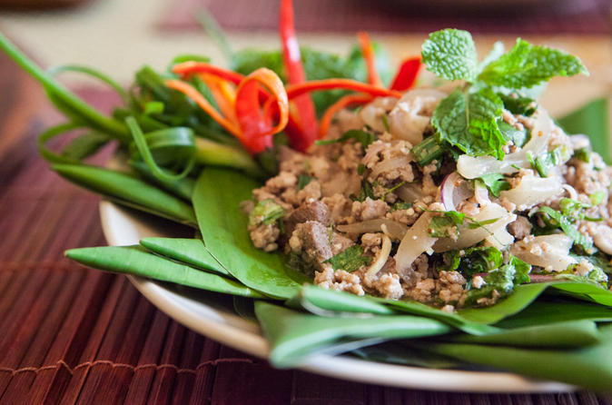 Authentic Thai Meal and Cooking Class in a Local Home in Bangkok