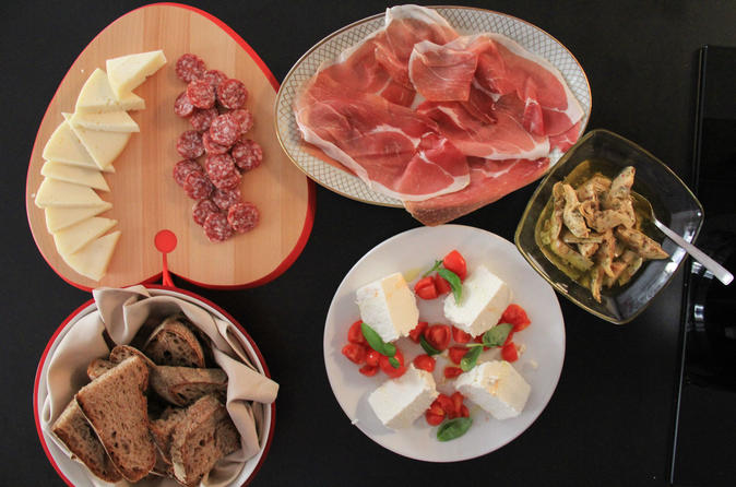 Enjoy a Private Cooking Class and Authentic Italian Dishes with Locals in Rome